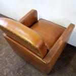 Paire de fauteuil art déco - Detail 3