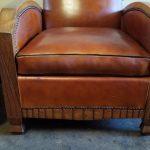Paire de fauteuils art déco - Detail 1