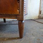 Paire de fauteuils art déco - Detail 3