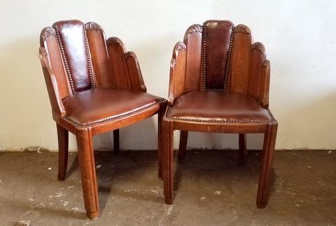 Chaises art-éco